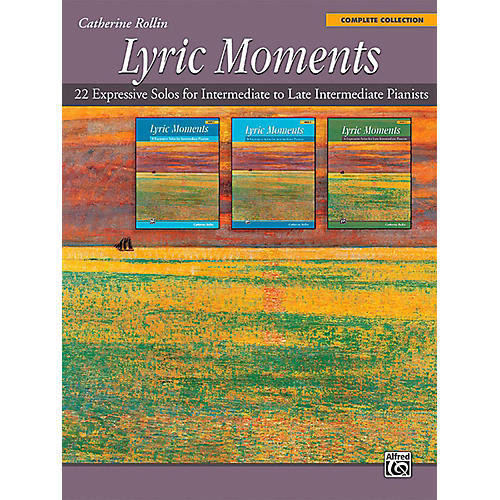Alfred Lyric Moments: Complete Collection - Intermediate / Late Intermediate-thumbnail
