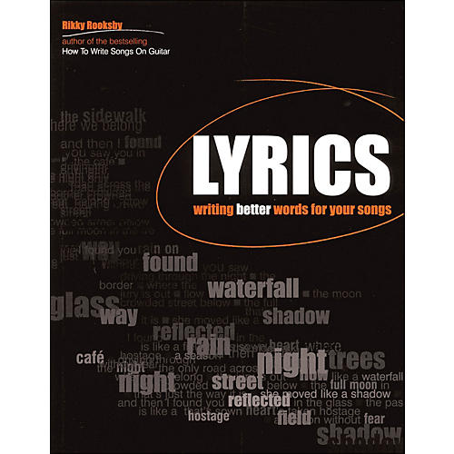 Backbeat Books Lyrics - Writing Better Words for Your Songs-thumbnail