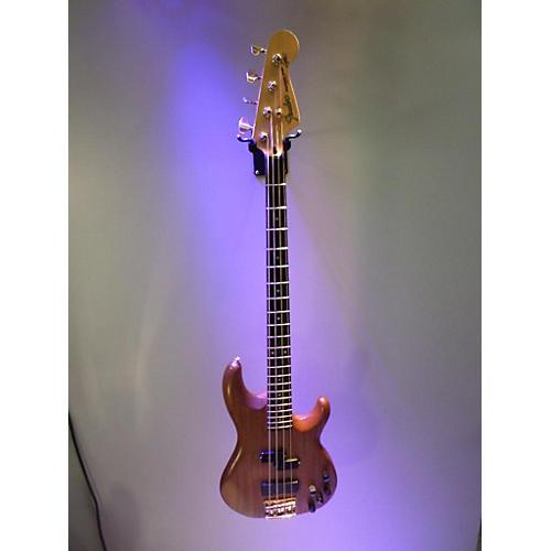 used fender lyte electric bass guitar natural guitar center. Black Bedroom Furniture Sets. Home Design Ideas