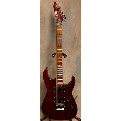ESP M-100 FM Solid Body Electric Guitar-thumbnail