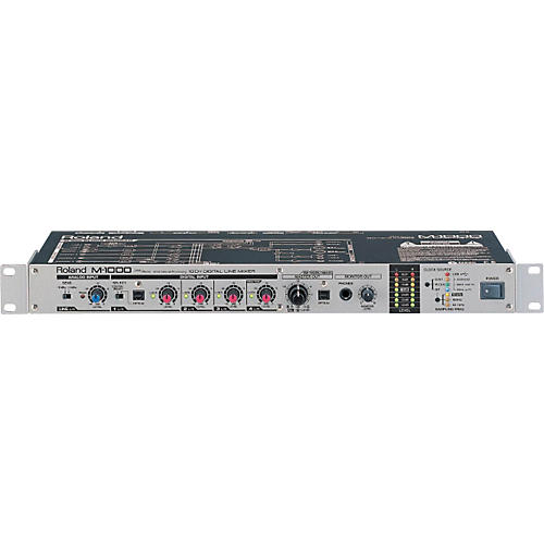 Roland M-1000 10-Channel Digital Line Mixer