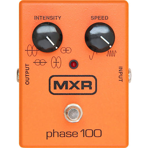 MXR M-107 Phase 100 Effects Pedal-thumbnail