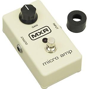 MXR M-133 Micro Amp Pedal