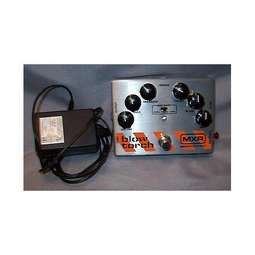 MXR M-181 Blow Torch Bass Effect Pedal