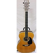 Martin M-36 Acoustic Electric Guitar