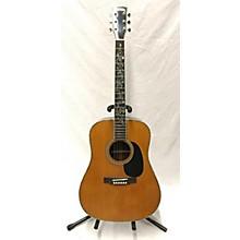 Morgan Monroe M-50 Acoustic Electric Guitar