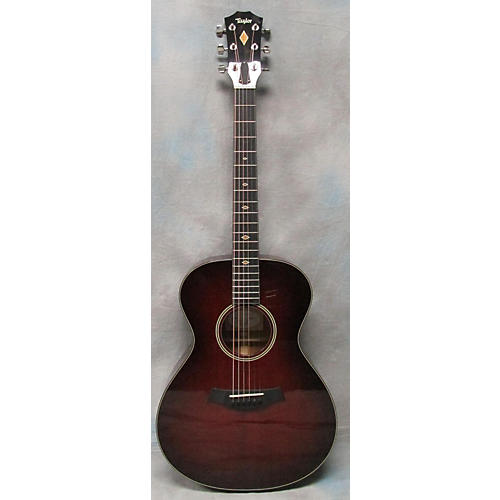 Taylor M-522 Acoustic Guitar Red