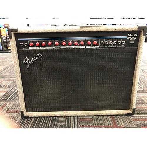Fender M-80 Chorus Guitar Combo Amp-thumbnail