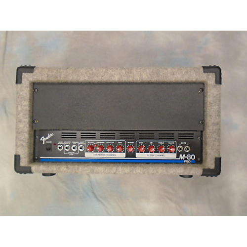 Fender M-80 Solid State Guitar Amp Head-thumbnail