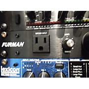Furman M-80x Power Conditioner