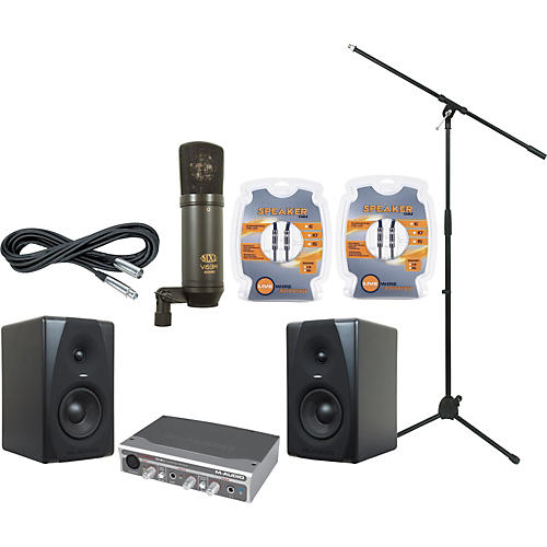 M-Audio M-Audio FireWire Solo and CX5 Recording Package-thumbnail