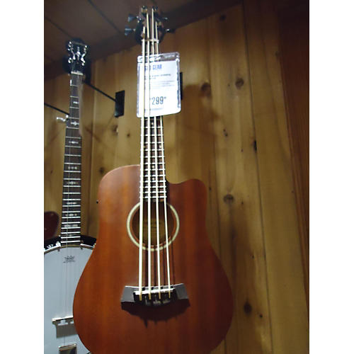 In Store Used M BASS Acoustic Bass Guitar
