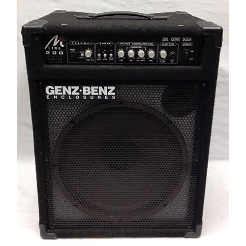 Genz Benz M Line 200 Bass Combo Amp-thumbnail