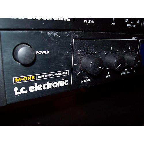 TC Electronic M ONE Multi Effects Processor-thumbnail