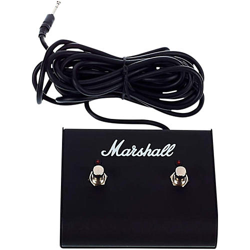 Marshall M-PEDL 2-Way Footswitch with LEDs