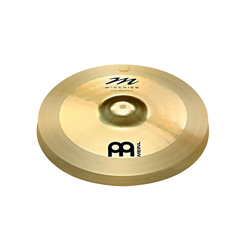 Meinl M-Series Fusion Medium Hi-Hat Cymbal Pair 14 in.