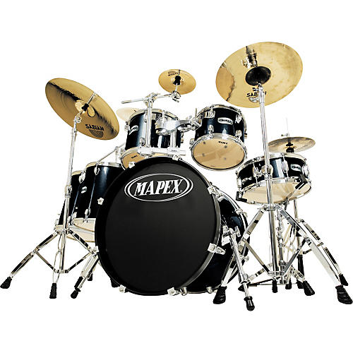 Mapex M Series Maple 6-Piece Studio Drum Set
