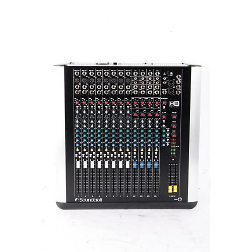 Soundcraft M Series Spirit M8 16-Channel Mixer