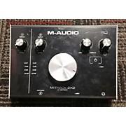 M-Audio M-TRACK 2X2 C-SERIES Audio Interface