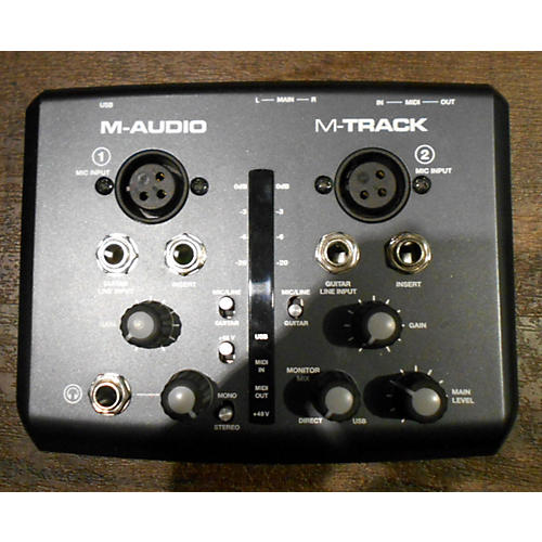 M-Audio M TRACK Audio Interface-thumbnail