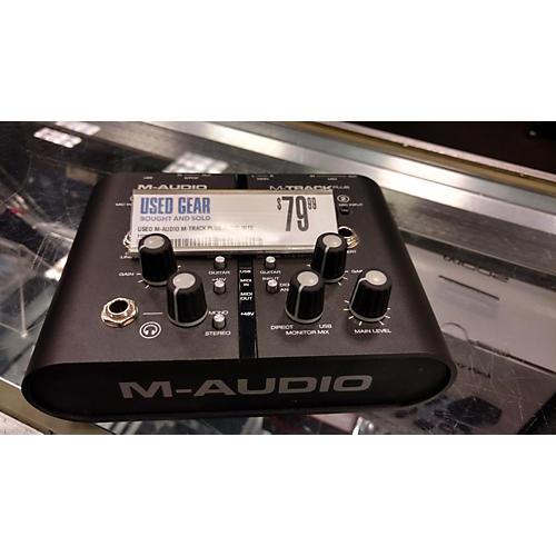 M-Audio M-TRACK PLUS Audio Interface-thumbnail