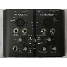M-Audio M TRACK PLUS Audio Interface