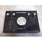 M-Audio M-Track 2x2 Audio Interface