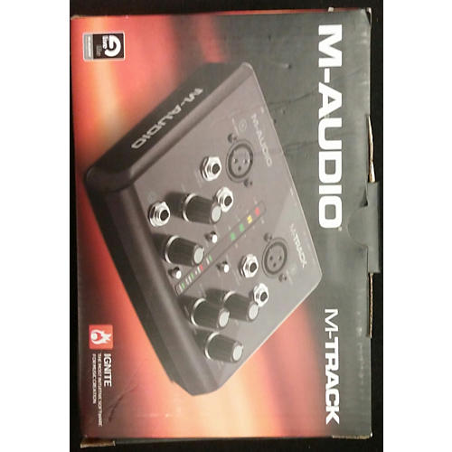 M-Audio M Track Audio Interface