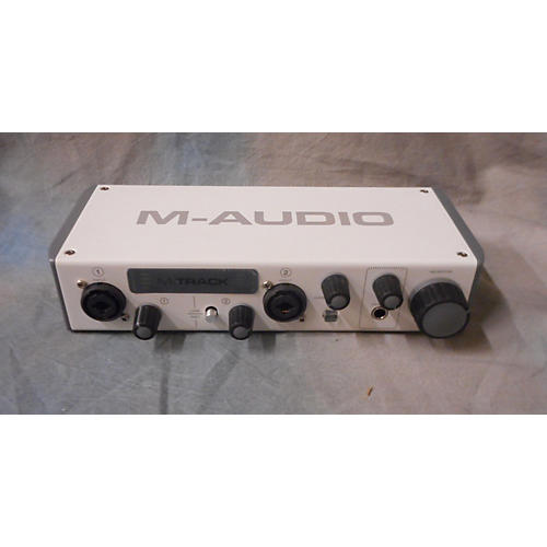 M-Audio M-Track MK II Audio Interface-thumbnail