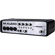 M-Track Quad 4 Channel Audio Plus USB MIDI Interface