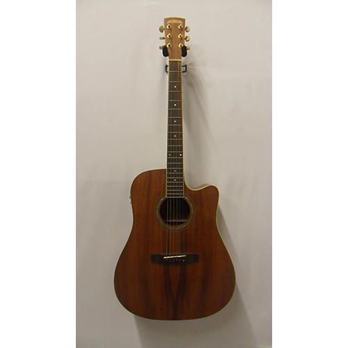 Morgan Monroe M-koa Acoustic Electric Guitar