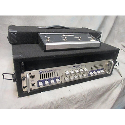 Mesa Boogie M-pulse 600 Tube Bass Amp Head