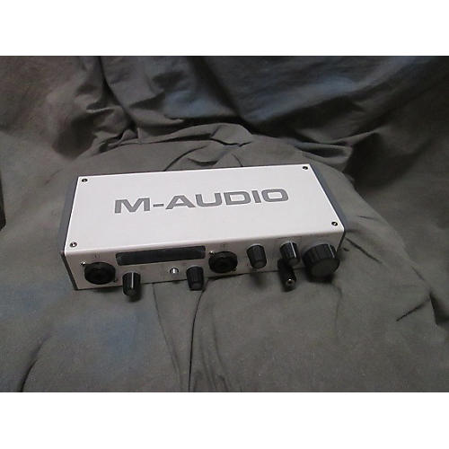 M-Audio M-track II Audio Interface