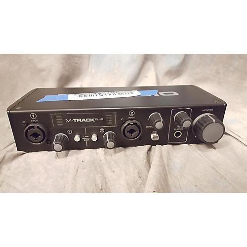 M-Audio M-track Plus Audio Interface