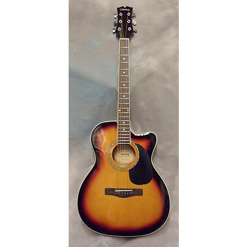 Mitchell M0120CESB Acoustic Electric Guitar