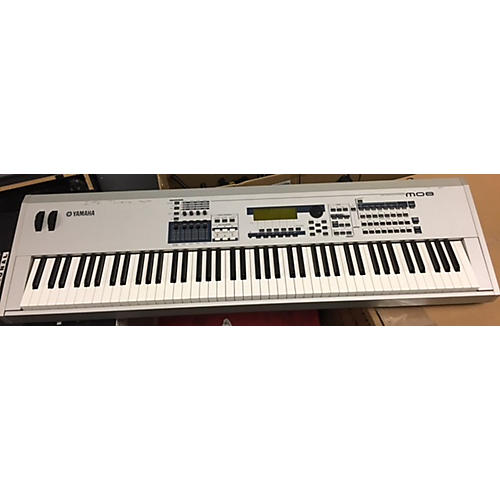 Yamaha M08 Keyboard Workstation-thumbnail