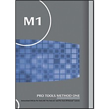 Digidesign M1 - Pro Tools Method One DVD