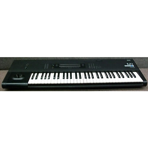 Used Korg M1 61 Key Keyboard Workstation