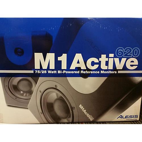 Alesis M1 Active 520 75W Pair Powered Monitor-thumbnail