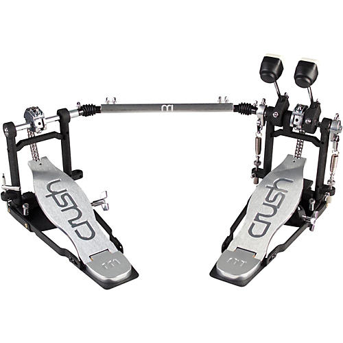 Crush Drums & Percussion M1 Double Bass Drum Pedal with Hard Case-thumbnail