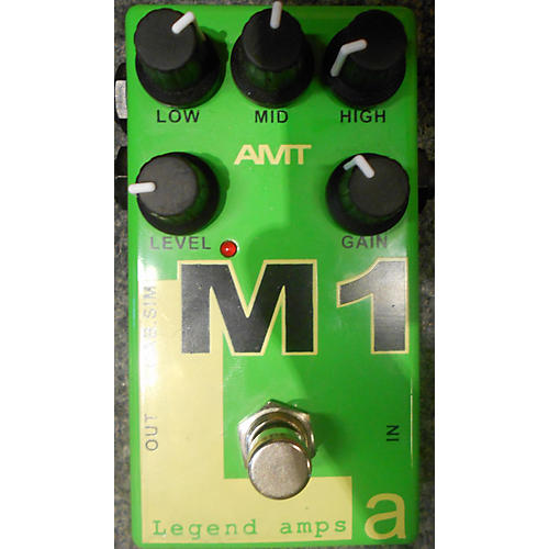 In Store Used M1 Effect Pedal