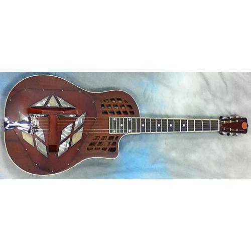 used national m1 tricone cutaway resonator guitar guitar center. Black Bedroom Furniture Sets. Home Design Ideas