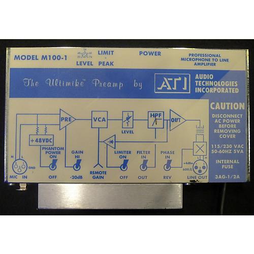 ATI M100 Microphone Preamp