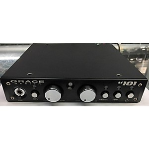 Pre-owned Grace Design M101 Microphone Preamp by Grace Design