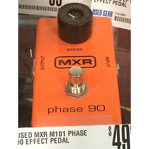 MXR M101 Phase 90 Effect Pedal-thumbnail