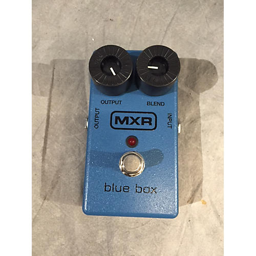 MXR M103 Octave Blue Box Effect Pedal-thumbnail