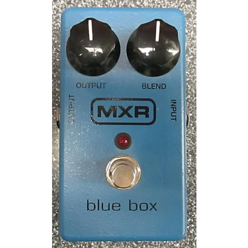 MXR M103 Octave Blue Box Effect Pedal