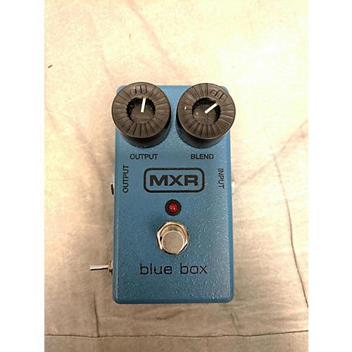 MXR M103 Octave Blue Box Effect Pedal-thumbnail
