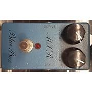 MXR M103 Octave Blue Box SCRIPT Effect Pedal