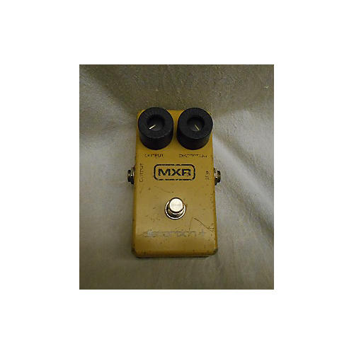 MXR M104 Distortion Plus Effect Pedal